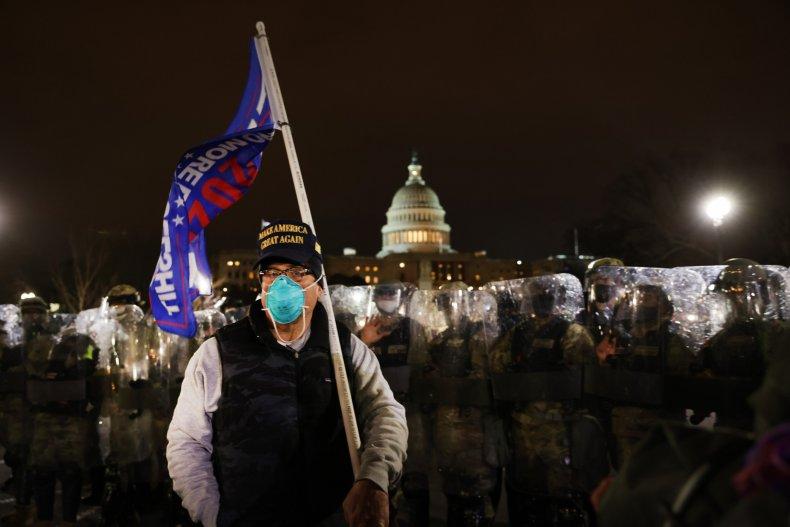 Pro-Trump mob seizes Capitol