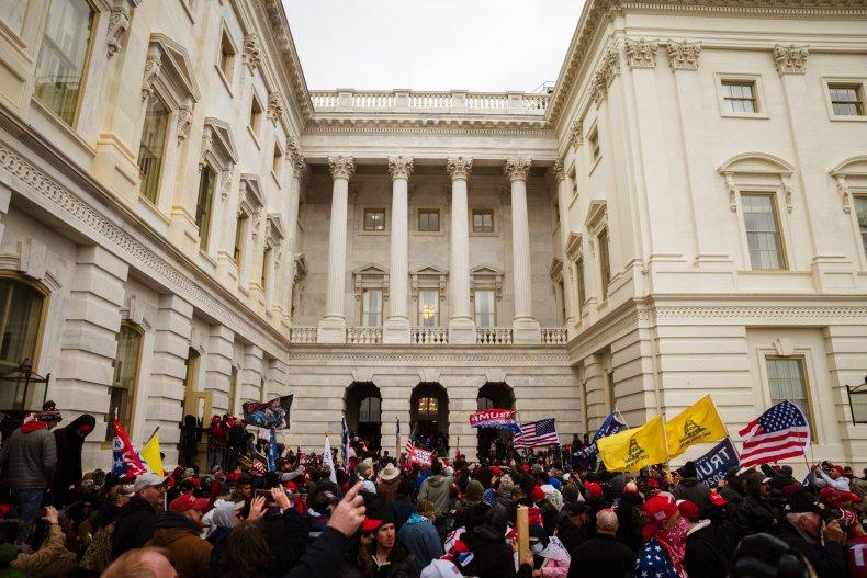 U.S. Capitol, Donald Trump, Protest, 2020 Election