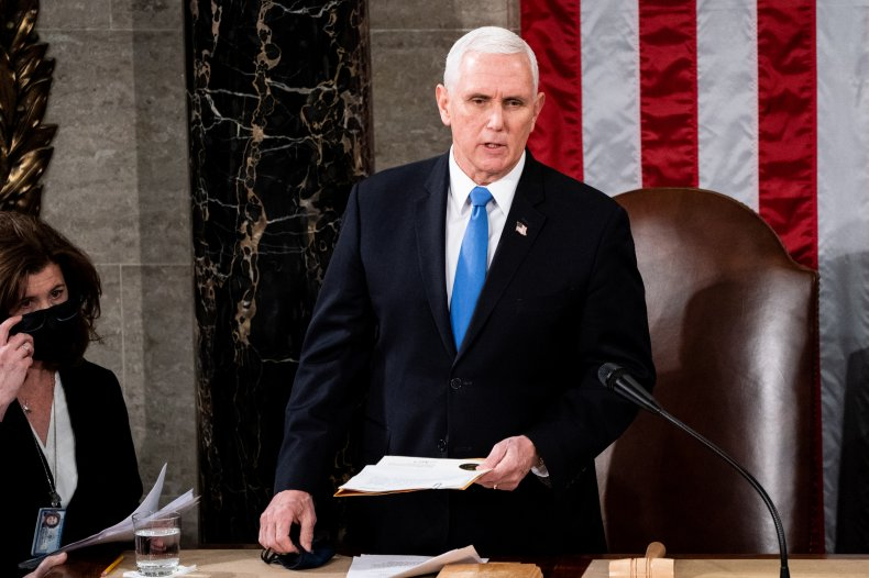 House Votes to Ask Pence to Invoke 25th Amendment Against ...