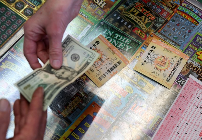 Powerball lottery tickets 2016