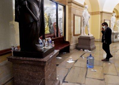 U.S. Capitol riots January 2020