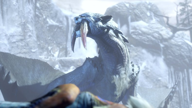 monster hunter rise barioth