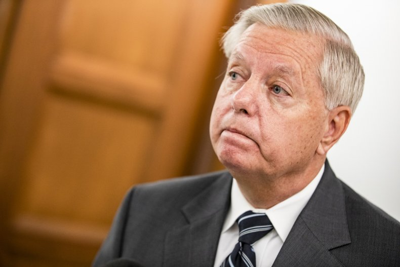 lindsey graham donald trump presidency riot capitol