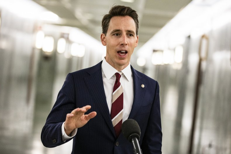 josh hawley book canceled threatens lawsuit