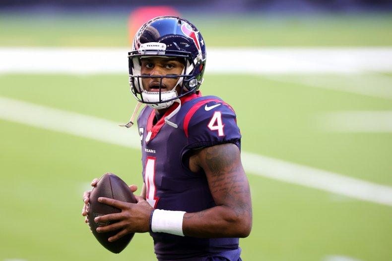 Houston Texans QB Deshaun Watson