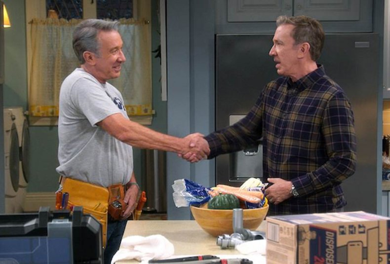 home improvement last man standing