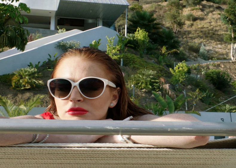 #91. The Canyons (2013)