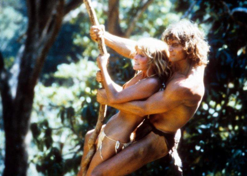 #13. Tarzan the Ape Man (1981)