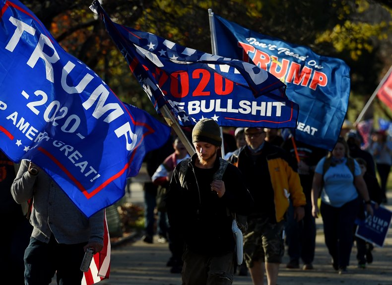 trump tweet supporters patriots