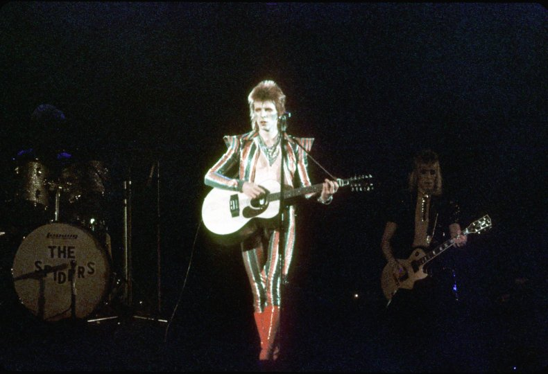 David Bowie Ziggy Stardust Birthday