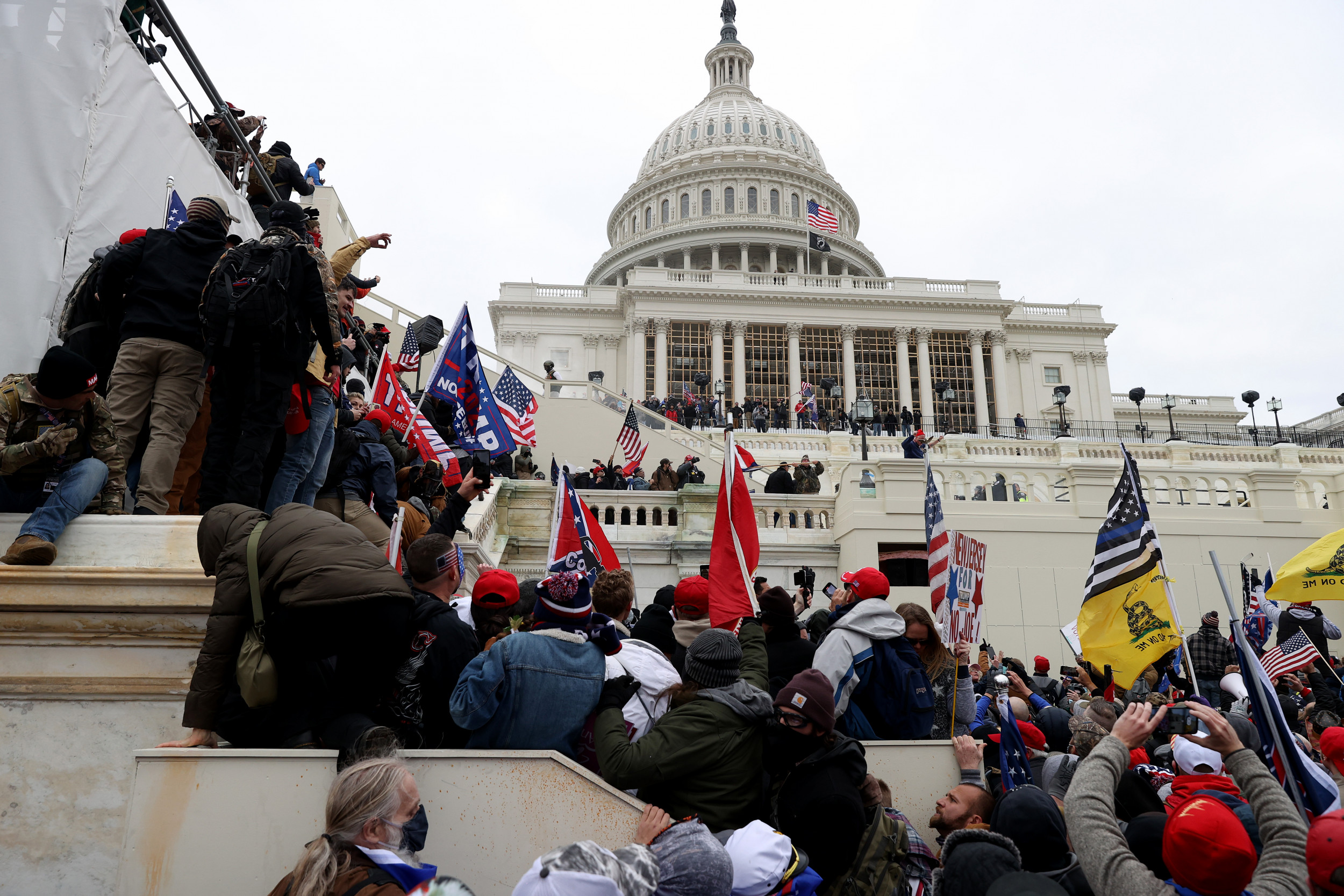 Here Are the People That Have Lost Their Jobs After Participating in Capitol Riots thumbnail