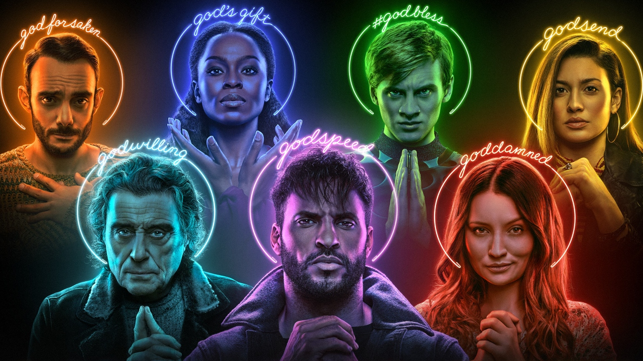 Meet the new cast members of 'American Gods' Season 3