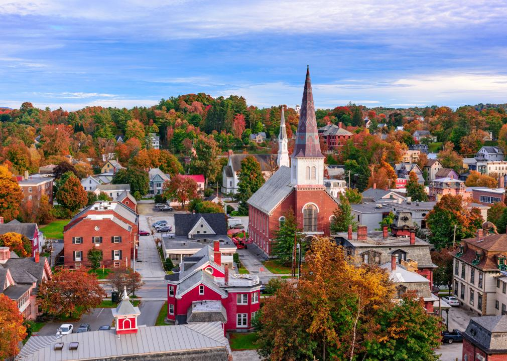 Best small towns to raise a family in every state