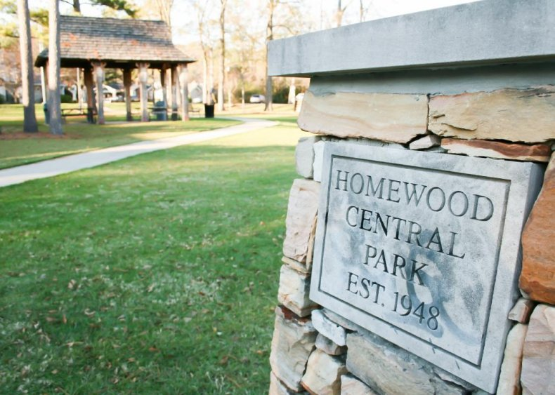 Alabama: Homewood