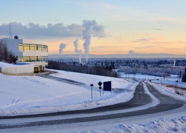 Alaska: College