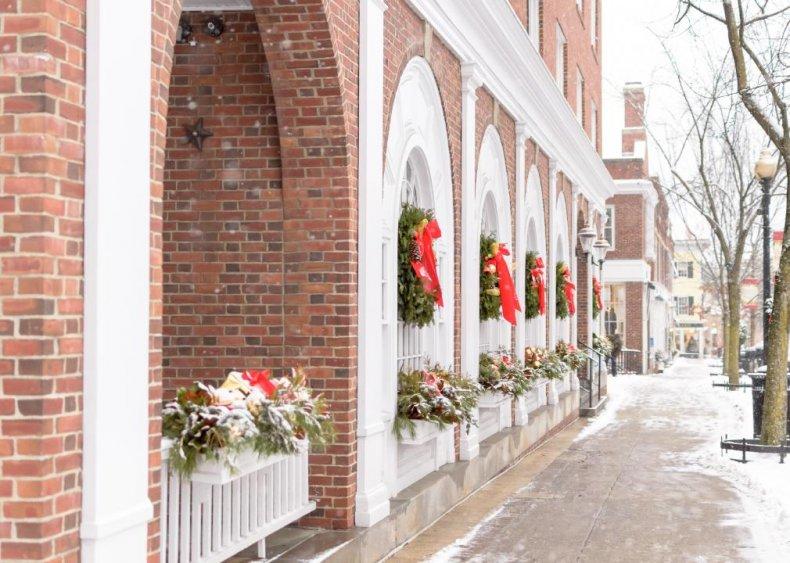 New Hampshire: Hanover