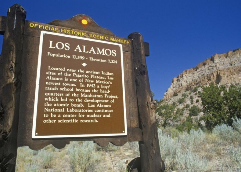 New Mexico: Los Alamos