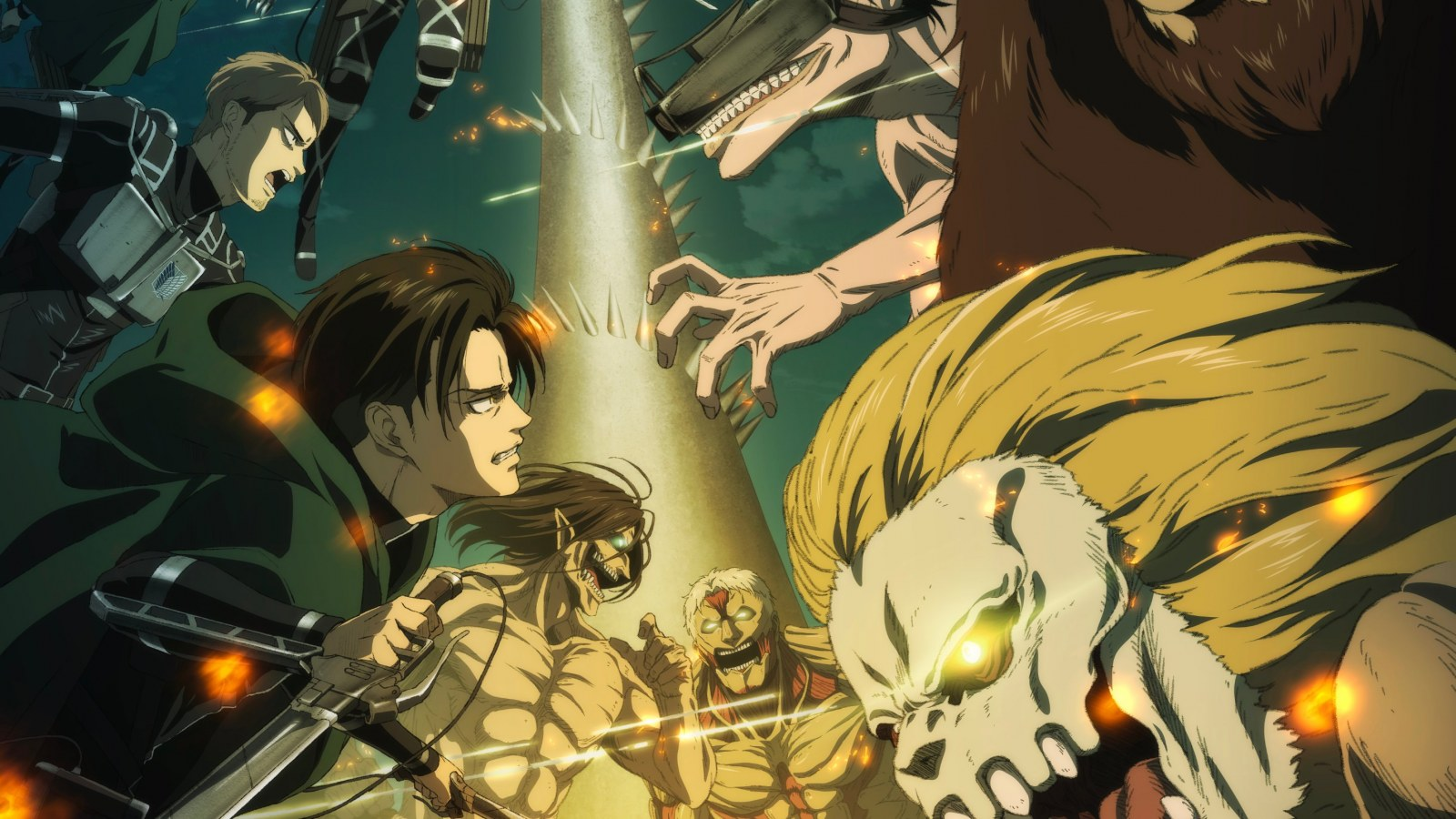 Attack On Titan Wallpaper Season 4 Attack On Titan Season 4 Episode 6 Release Date And How To Watch Online attack on titan season 4 episode 6