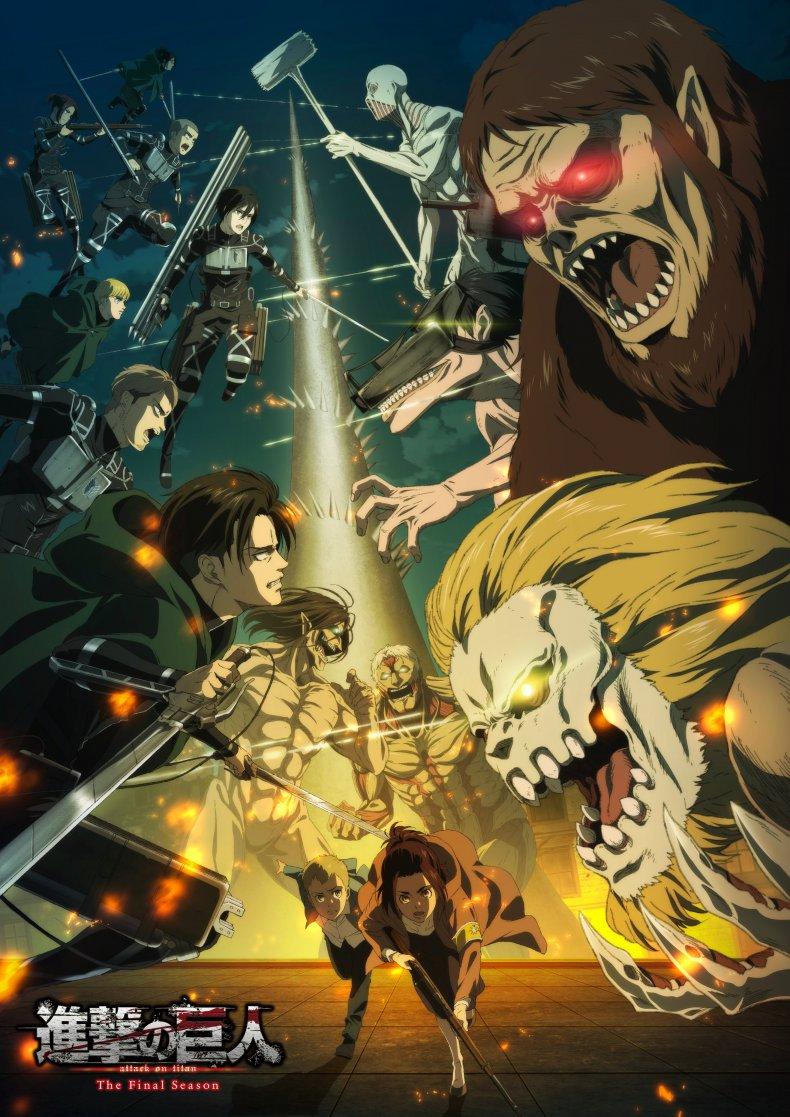 attack on titan final season 4 visual
