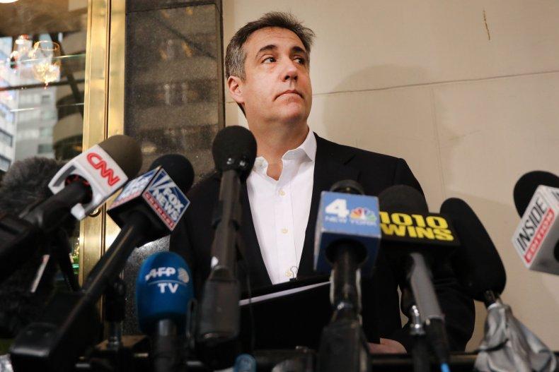 michael cohen testify against trump family