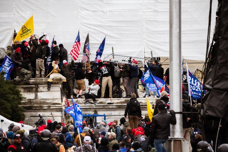 republicans absolve trump of riot responsibility