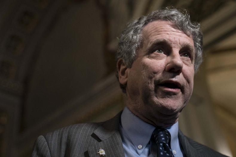 Capitol Hill as Senate Impeachment Trial Of