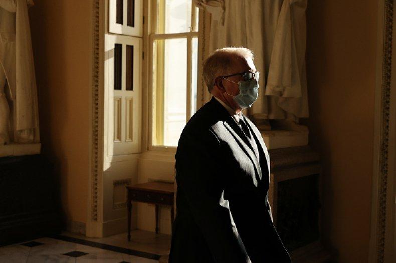 House Votes On $3 Trillion COVID-19 Aid