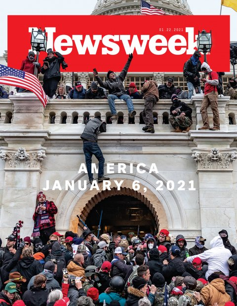 Capitol Riot Cover 2