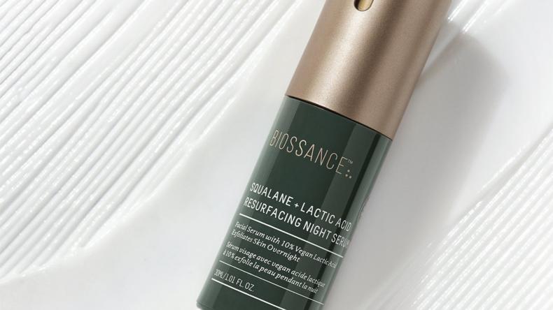 biossance natural skincare ingredients