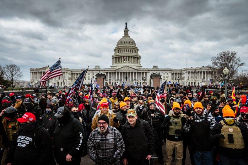 Pro-Trump Capitol