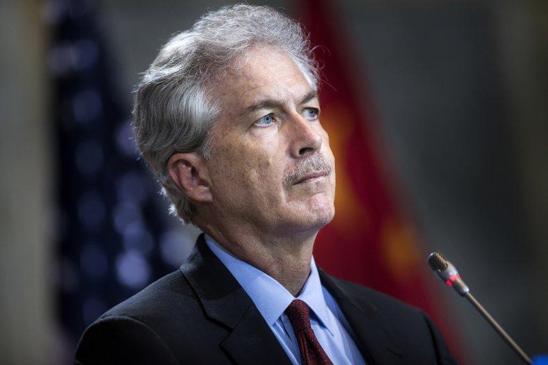 William Burns Biden CIA pick on Iran