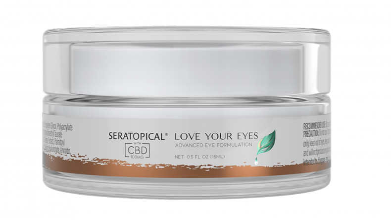SERATOPICAL Love Your Eyes Serum