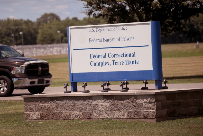 Federal Correctional Complex in Terre Haute Indiana