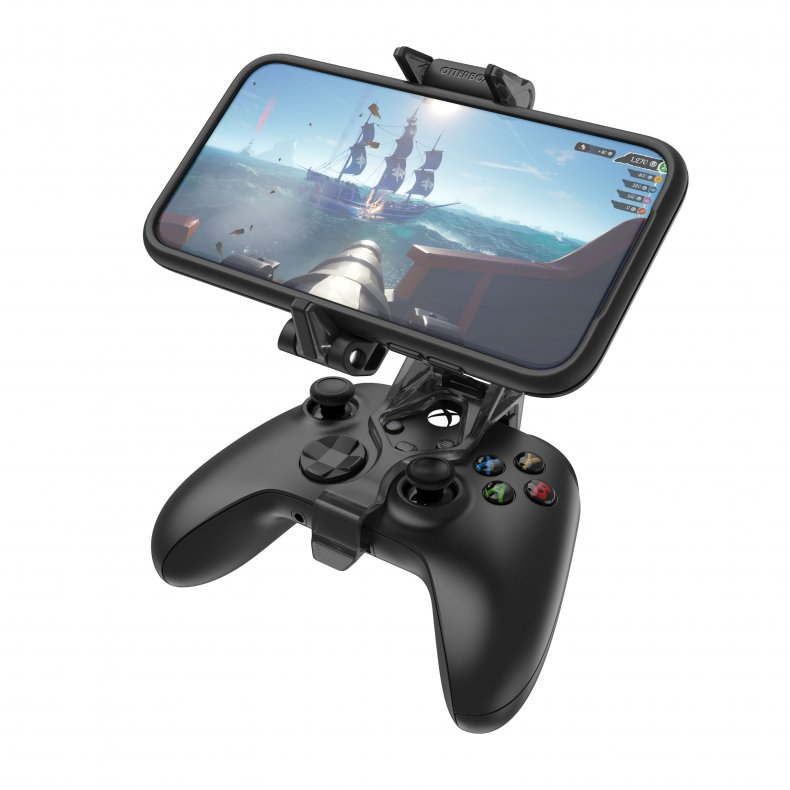 otterbox gaming clip controller phone