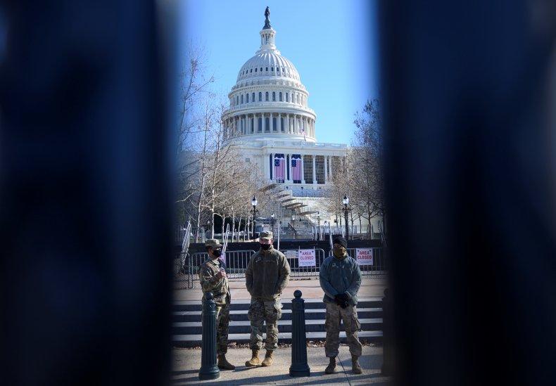 Capitol Building Washington, D.C.
