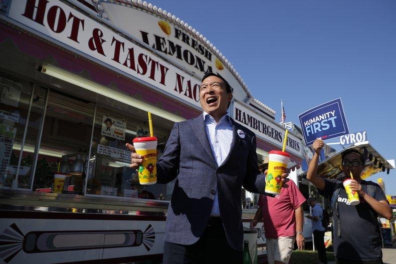 'RIP Andrew Yang's Mayoral Run' Say Some