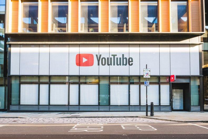 YouTube London HQ