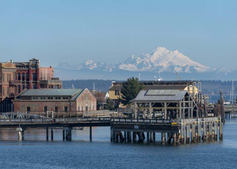 #99. Port Townsend, Washington