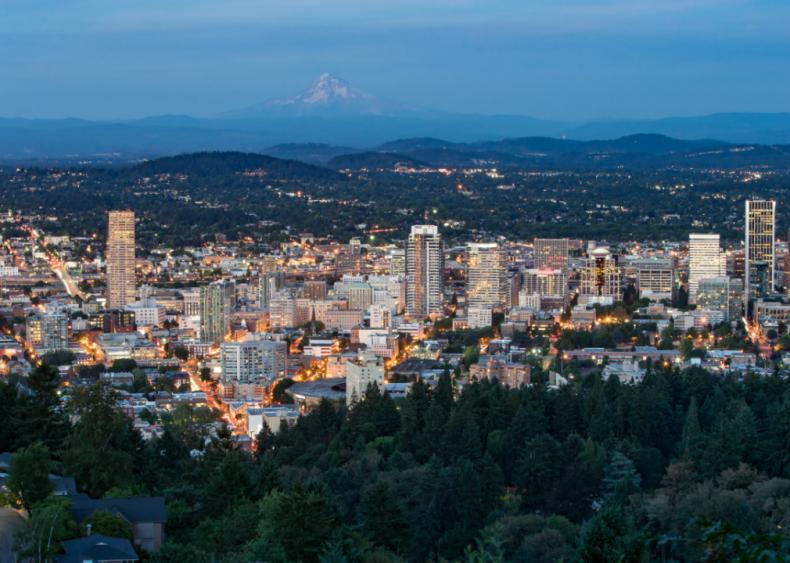 #90. Portland, Oregon