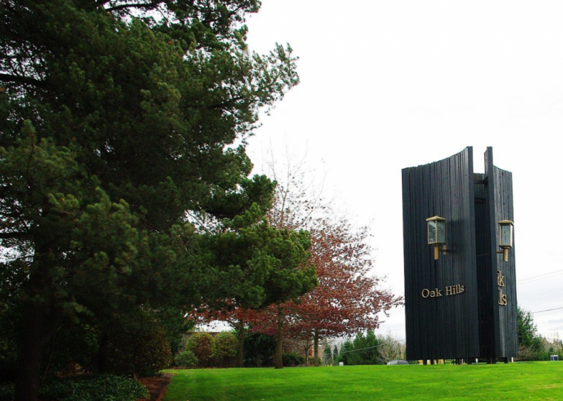 #67. Oak Hills, Oregon