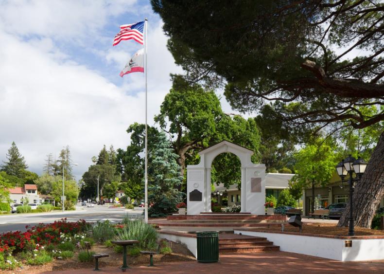 #57. Saratoga, California