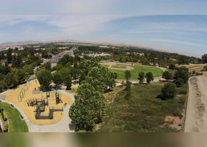 #40. San Ramon, California