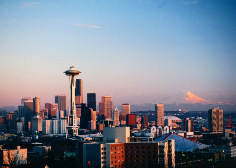 #36. Seattle, Washington