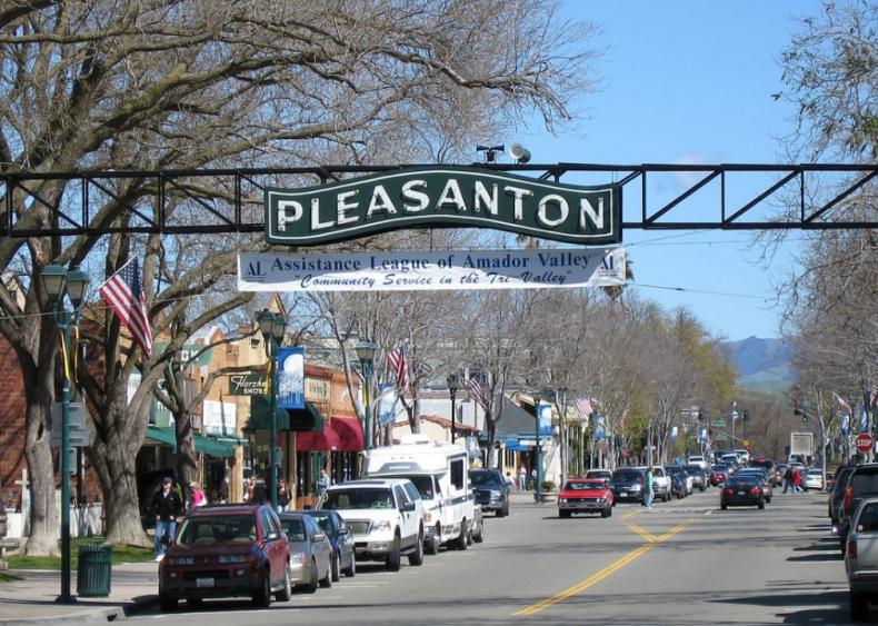 #33. Pleasanton, California