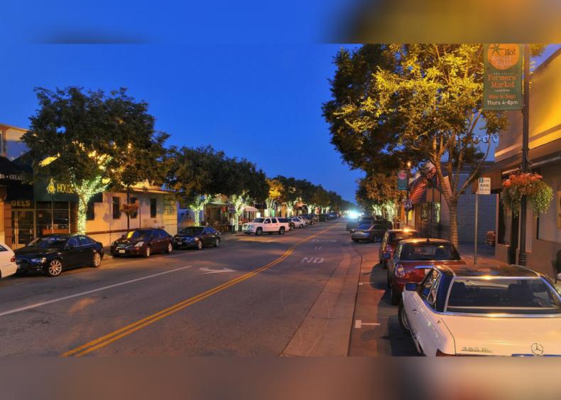 #20. San Carlos, California