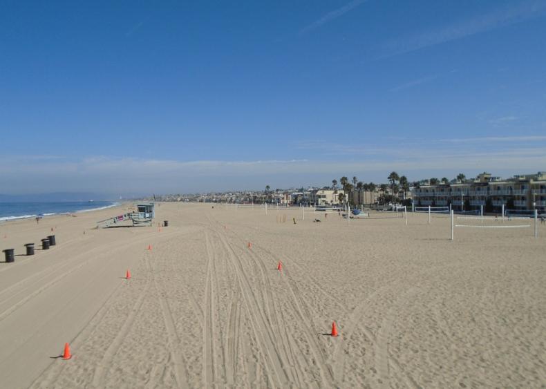 #8. Hermosa Beach, California
