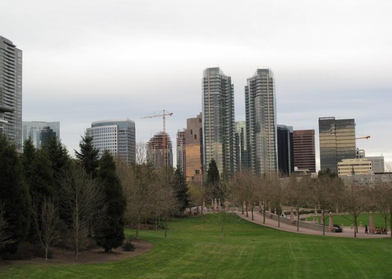 #7. Bellevue, Washington