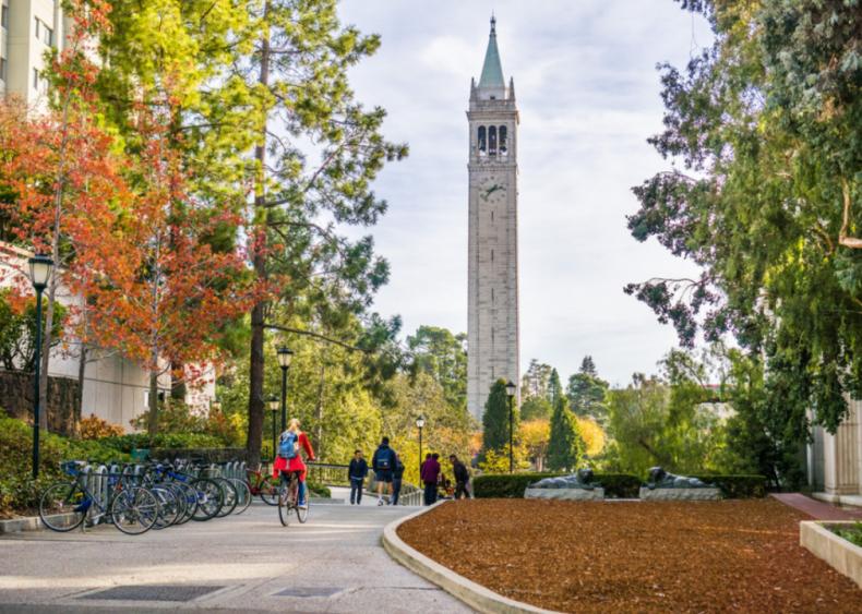 #4. Berkeley, California