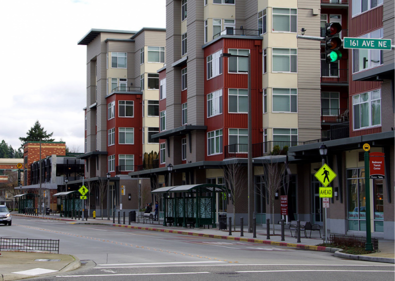 #3. Redmond, Washington