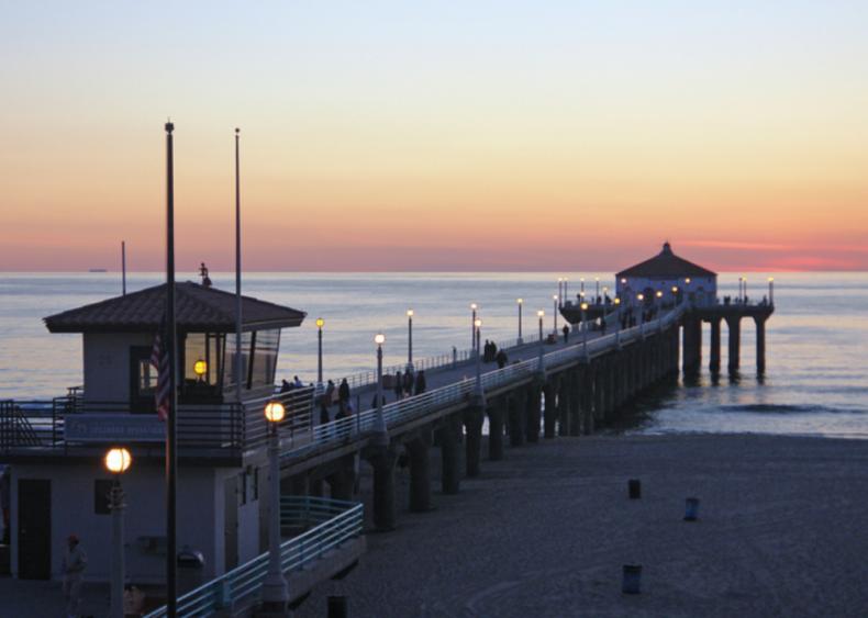#2. Manhattan Beach, California